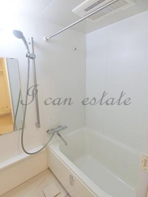 【浴室】エルスタンザ日本橋久松町