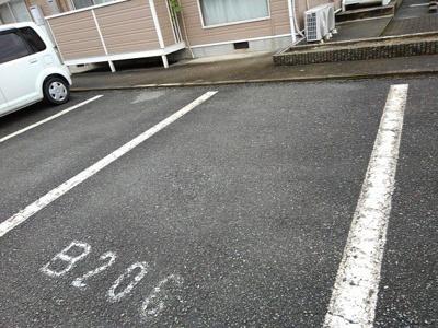 【駐車場】メゾン白国1号