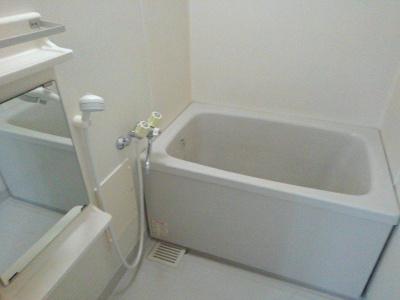 【浴室】メゾン白国1号