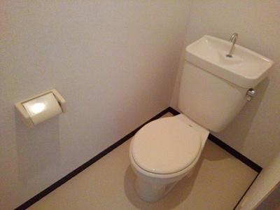 【トイレ】メゾン白国1号