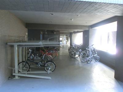 【駐車場】スカイコート三田慶大前壱番館
