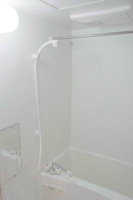 【浴室】スカイコート三田慶大前壱番館
