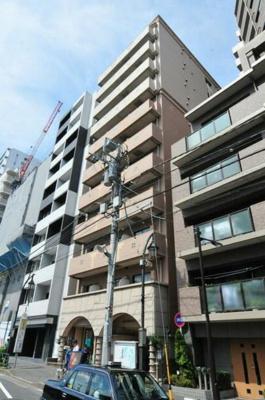 【外観】メゾン・ド・ヴィレ目黒
