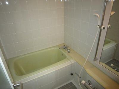 【浴室】エルスタンザ中目黒