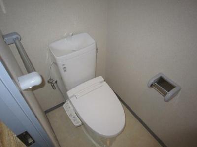 【トイレ】エルスタンザ中目黒