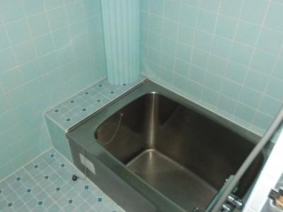 【浴室】KF様所有広川町戸建