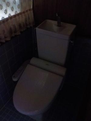 【トイレ】KF様所有広川町戸建