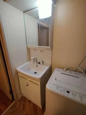 【独立洗面台】マンションK2