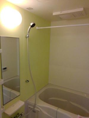 【浴室】パティーナアサガヤ