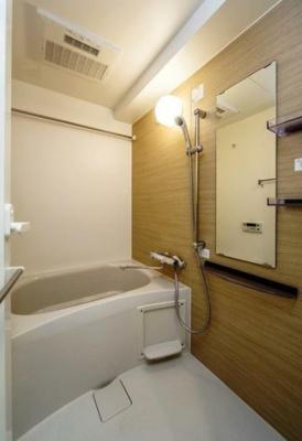【浴室】オーキッドレジデンス蔵前