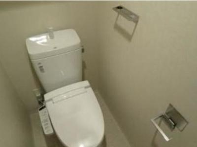 【トイレ】レガロ新御徒町ステーションパレス
