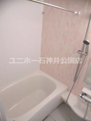 【浴室】ハウス江原Ⅱ
