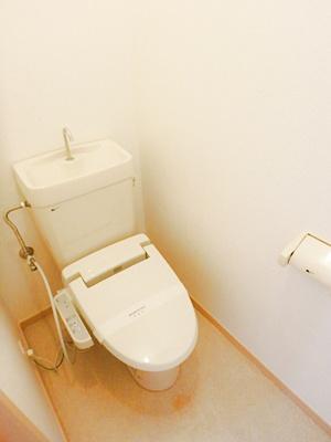 【トイレ】ハイツ高橋