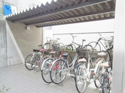 【駐車場】スカイコート駒沢公園