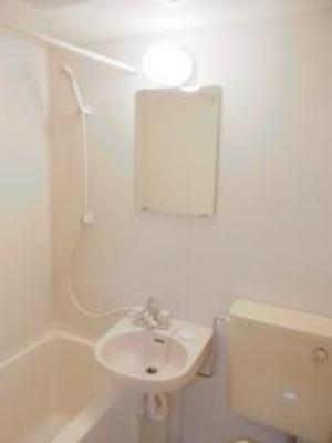 【浴室】スカイコート駒沢公園