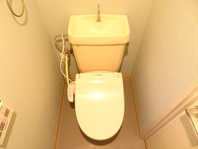 【トイレ】アメニティーコート