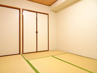 【寝室】アメニティーコート
