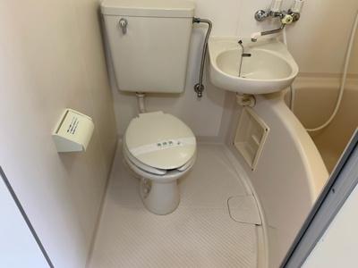 【トイレ】メゾン・ド・エレーヴ唐国