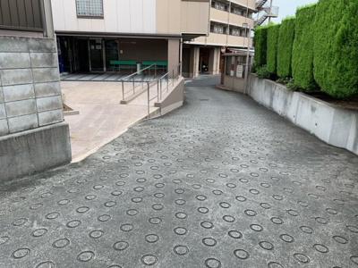 【駐車場】メゾン・ド・エレーヴ唐国