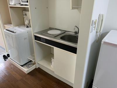 【キッチン】メゾン・ド・エレーヴ唐国