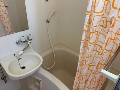 【浴室】メゾン・ド・エレーヴ唐国
