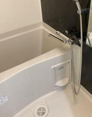 【浴室】プレミアムキューブ横浜DEUX