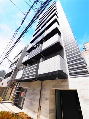 「平沼橋」駅徒歩5分の駅近・築浅高級分譲賃貸マンション。