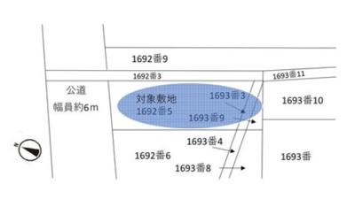 【区画図】神戸市垂水区舞子台2丁目