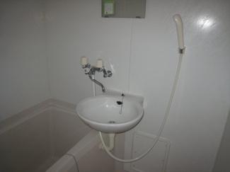 【浴室】レオパレスフルール