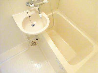 【浴室】ジュエル明大前