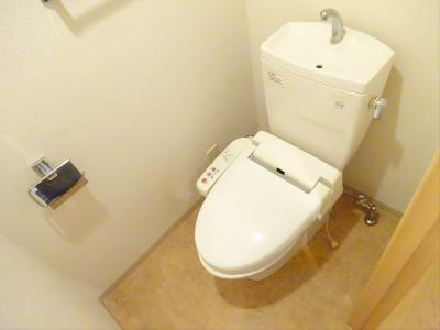 【トイレ】ジュエル明大前