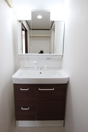 【独立洗面台】じゅうグランドマンション・シュリアン前原