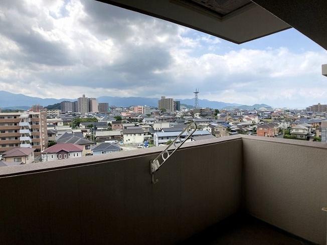 【展望】じゅうグランドマンション・シュリアン前原