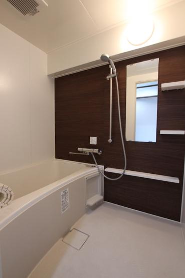 【浴室】じゅうグランドマンション・シュリアン前原