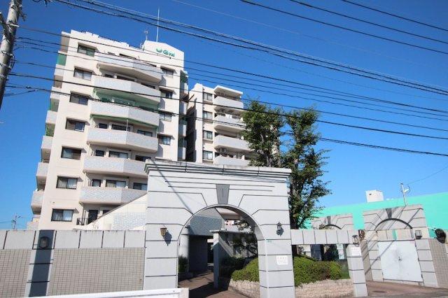 【外観】じゅうグランドマンション・シュリアン前原