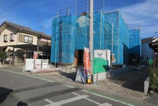 東松山市松葉町2丁目 新築分譲住宅の画像