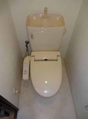 【トイレ】カサベルド富士見