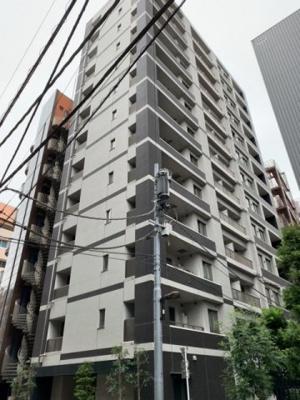 2013年10月新日鉄興和不動産旧分譲の都市型レジデンス(2021.9.26撮影)