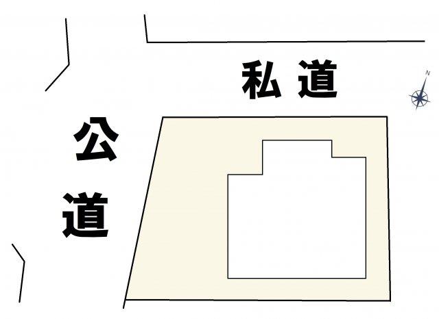 【区画図】早良区野芥5丁目新築戸建