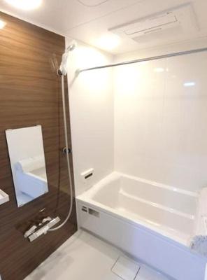 【浴室】モンセーヌ西宮鳴尾