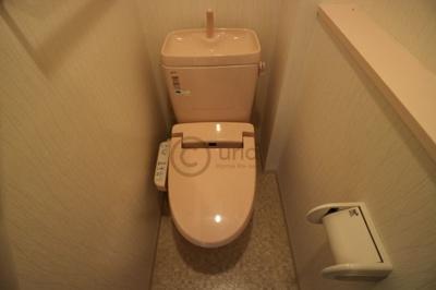 【トイレ】六甲ローズマンション