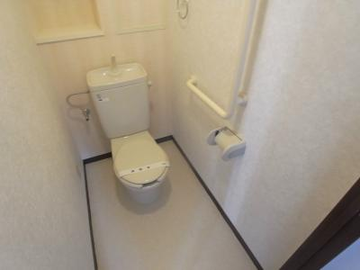 【トイレ】イーストコート六甲