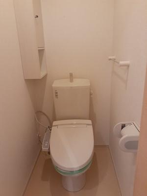 【トイレ】リノ小松原 Ⅱ