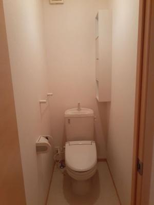 【トイレ】リアンフォール Ⅰ