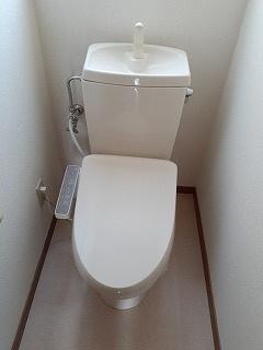 【トイレ】フラワーステージ1