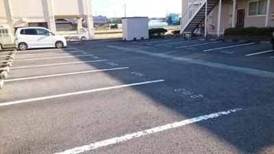 【駐車場】リバティツインⅡ