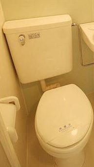 【トイレ】BCメゾン恵比寿