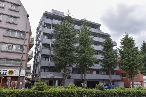 東武東上線「上板橋」駅 徒歩9分