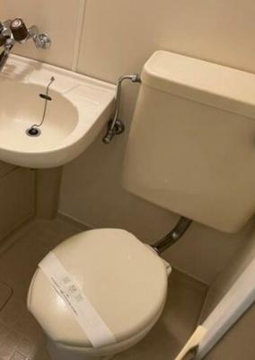 【トイレ】パークヴィラ旗の台