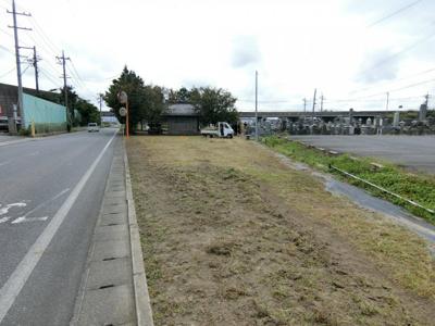 【外観】米子市古豊千 売地1